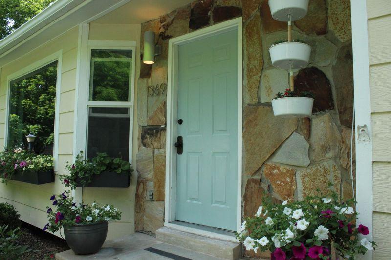 Beautiful front door design