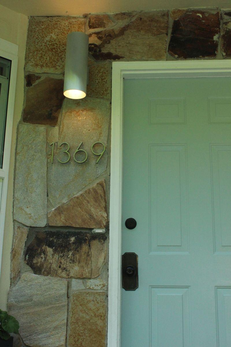 DIY Paint Front Door - a new paint