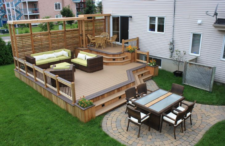 Download Raised Decking Pictures