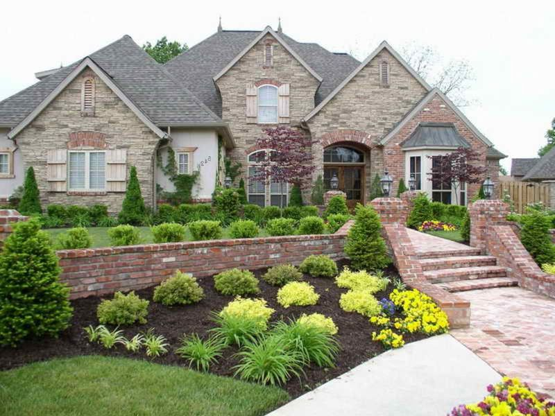 Home Landscaping Ideas To Inspire Your Own Curbside Appeal on Nice Backyard Landscaping Ideas id=43269