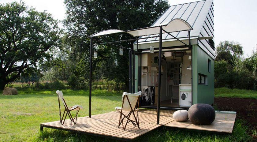 POD-Idladla tiny house