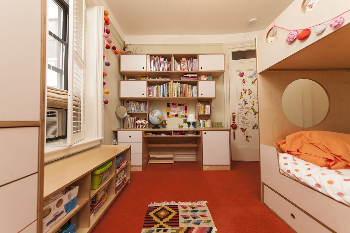 New Chic Kids Room Ideas Include Modern Furniture And