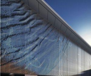 kinetic artwork for Brisbane Airport design