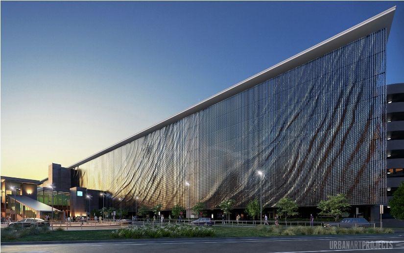 kinetic artwork for Brisbane Airport