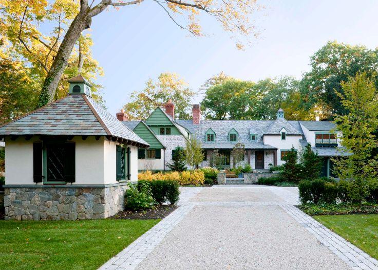 1930 home outside of Boston MA