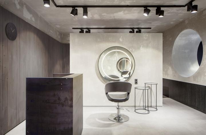 Beauty Salon Numero Uno Design Counter