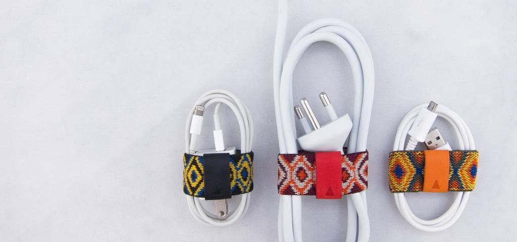 Cable band pattern