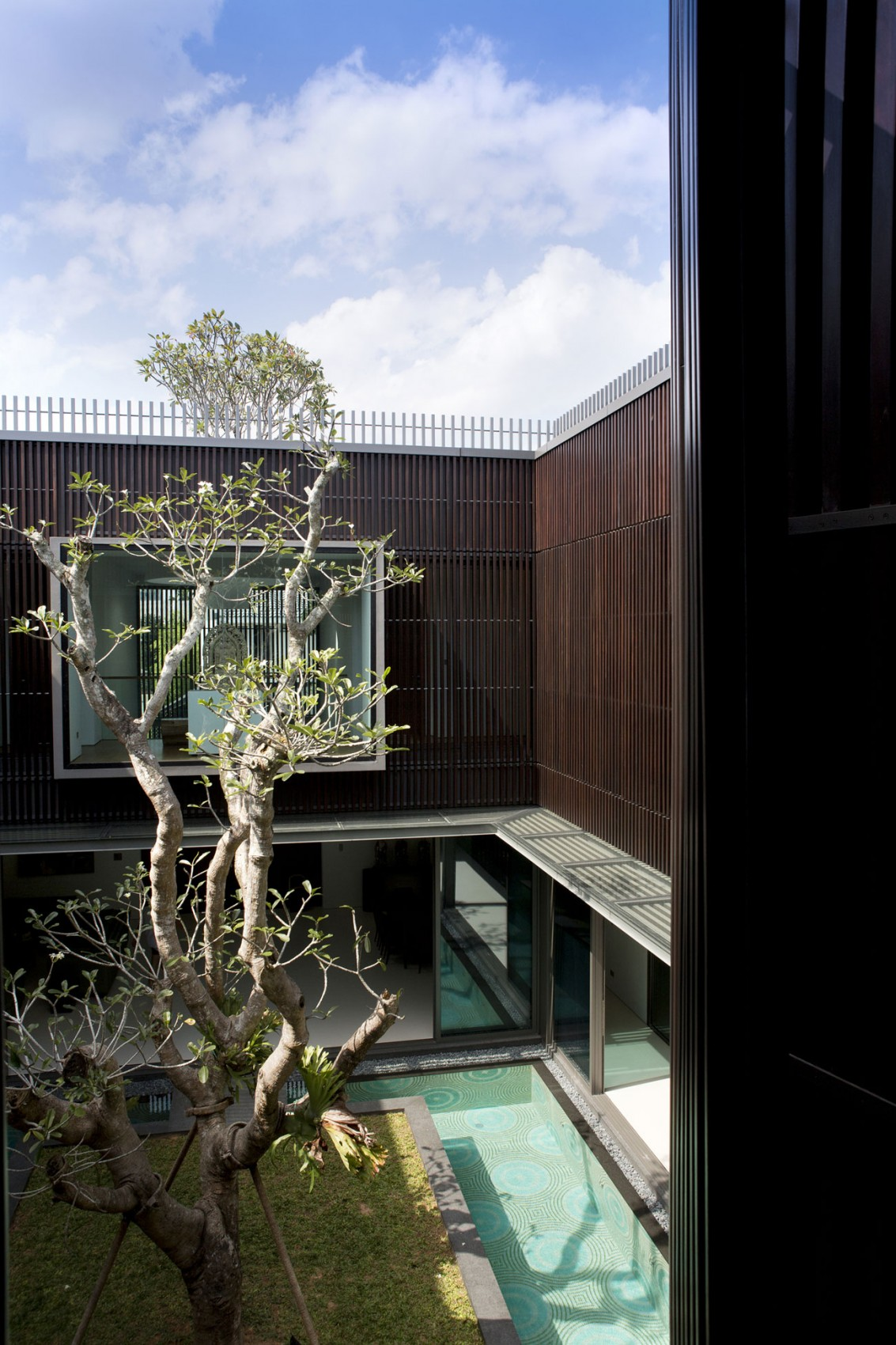 Centennial Tree House Anchored