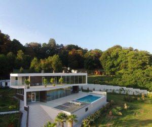 swimming pool house design ideas