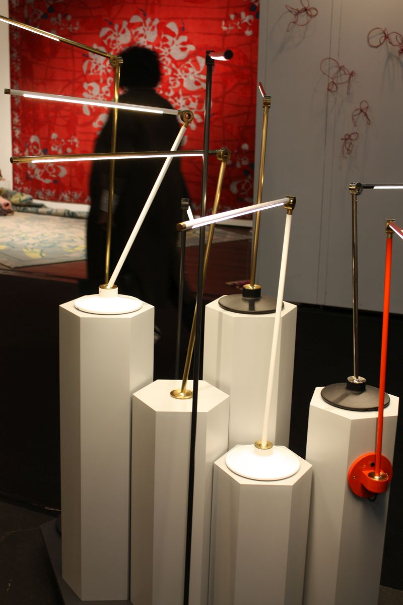 Juniper task light Thin design