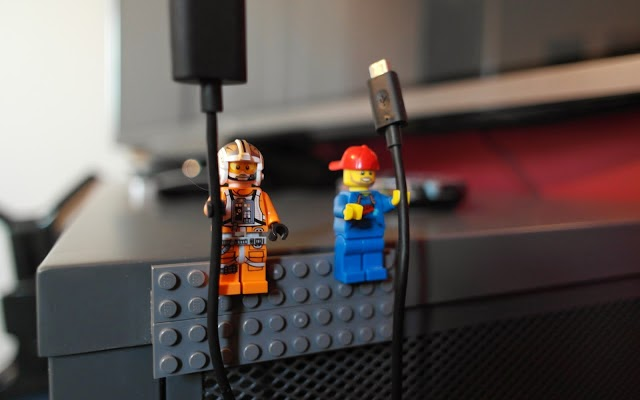Lego Wire Holder Funny