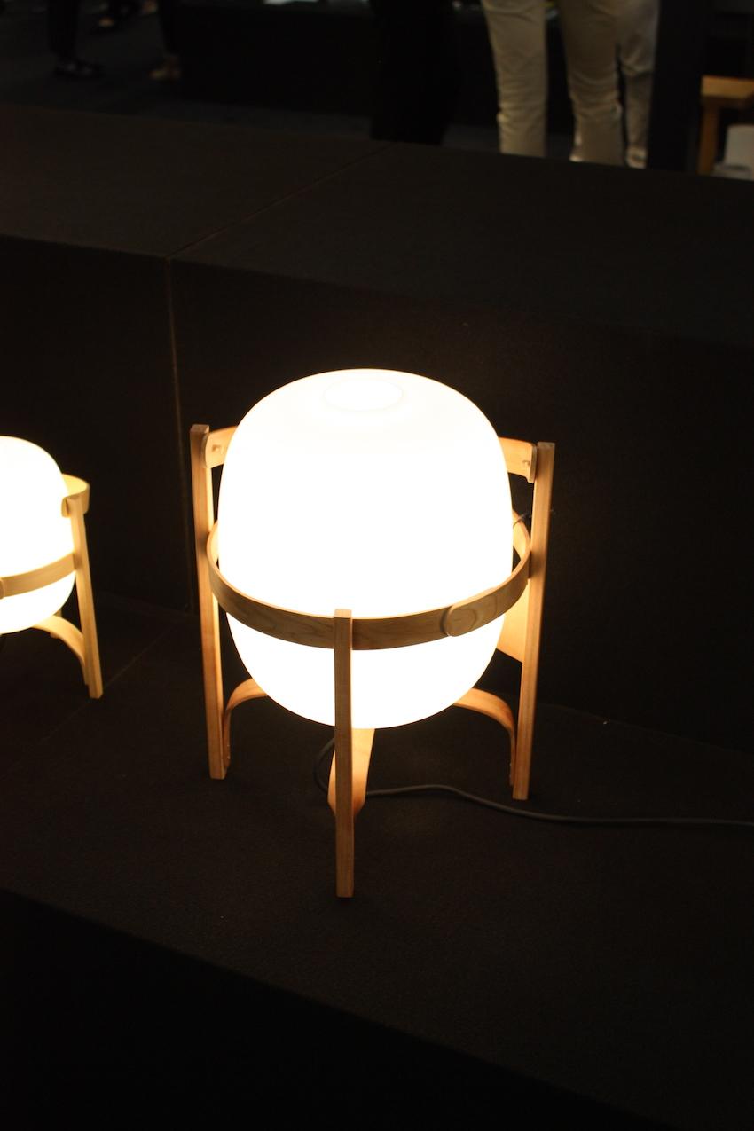 Sant Cole single lantern