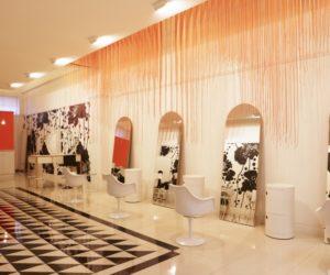 Beauty Salon Designs Charm The World With Their Glamor