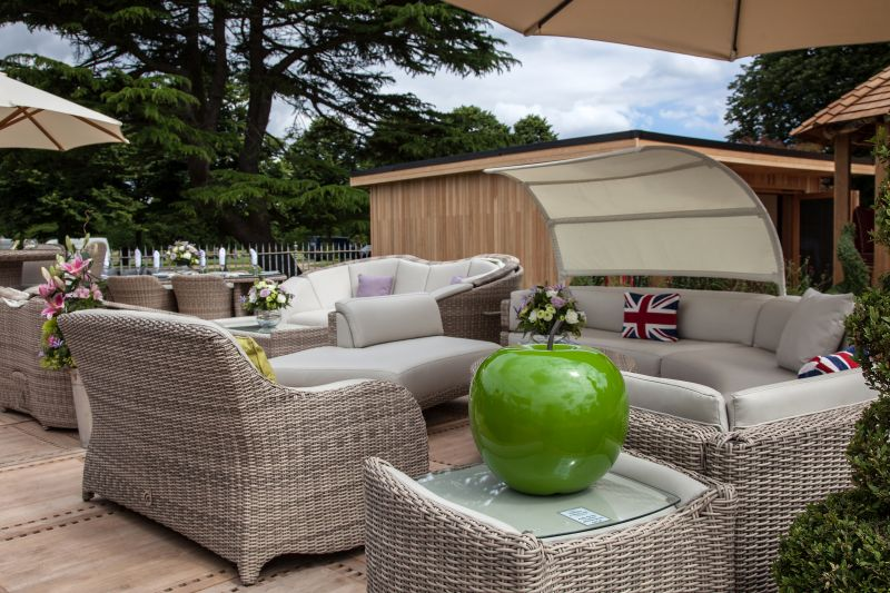 How To Get Closer To Nature Through Outdoor Living Spaces on Living Spaces Outdoor Sectional id=80215