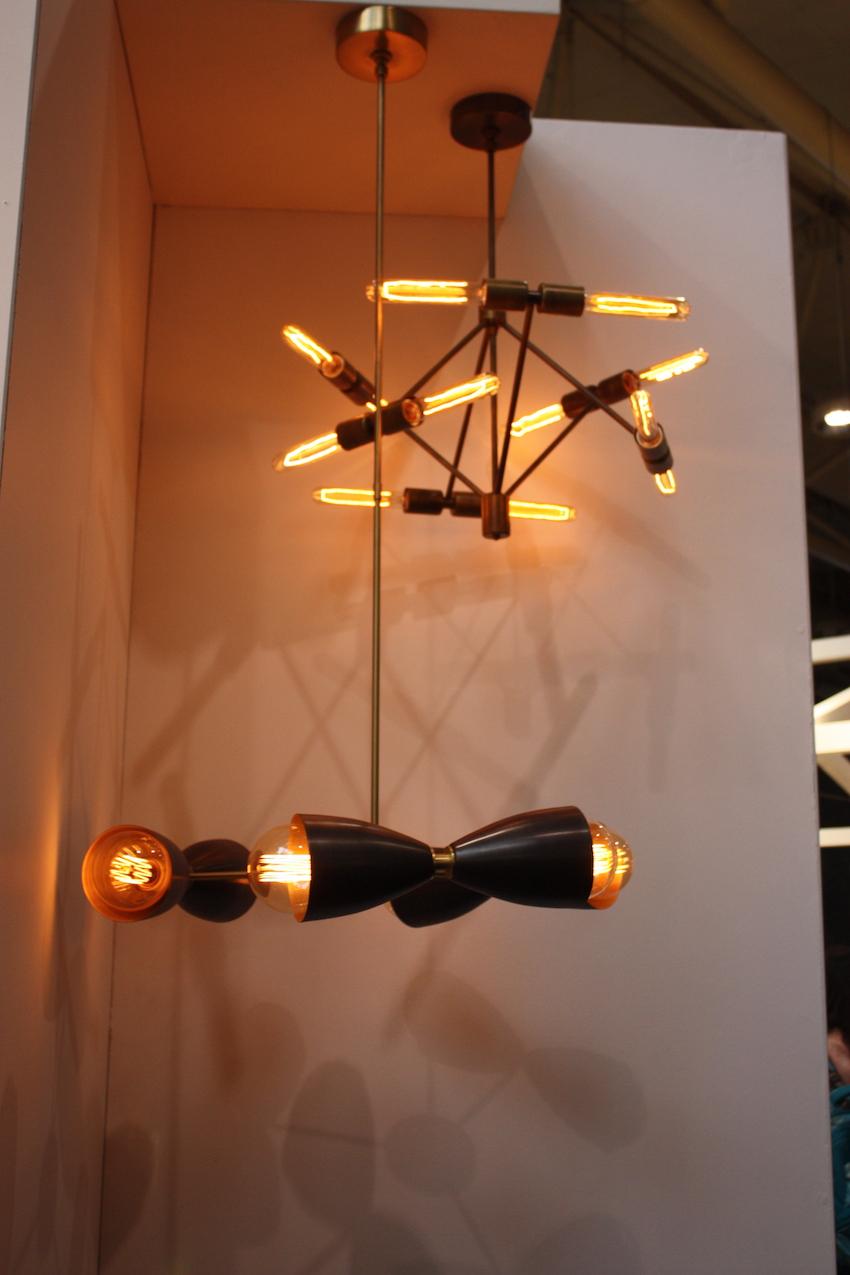 lightmaker fixtures with edison light bulb