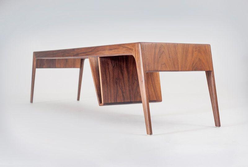 mag Walnut coffee table