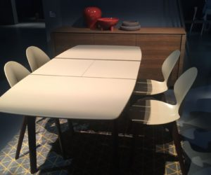 Calligaris Expandabe dining table