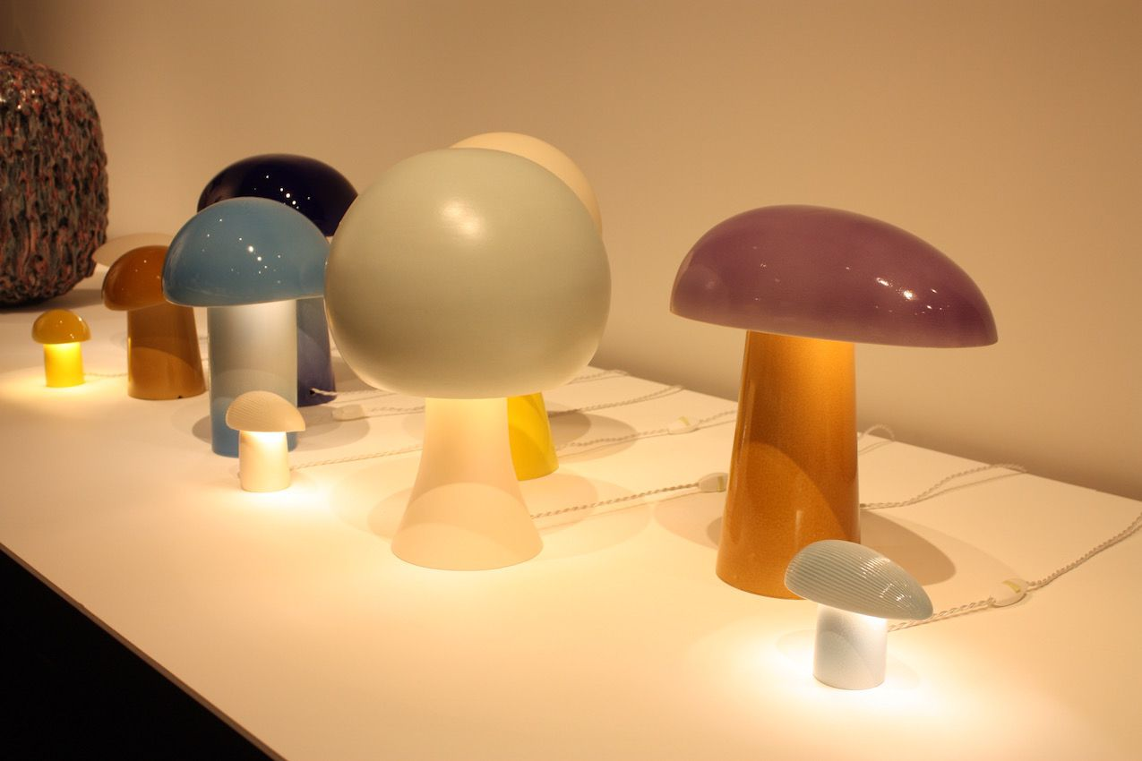 Giraud Mushroom Lights