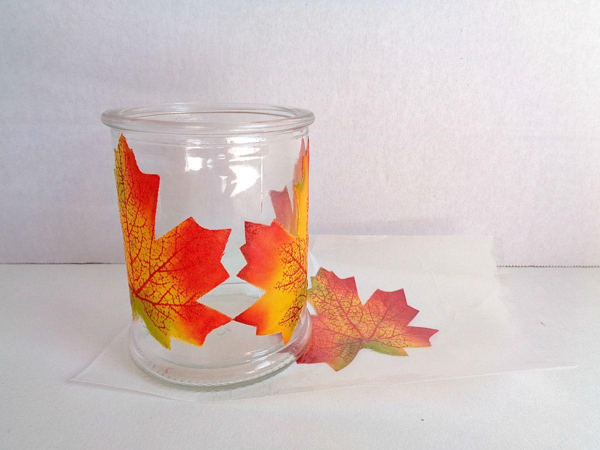 Leaf Jar Step
