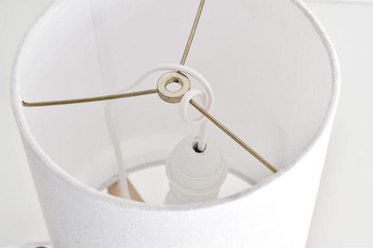 Mid-Century Modern Lamp Up