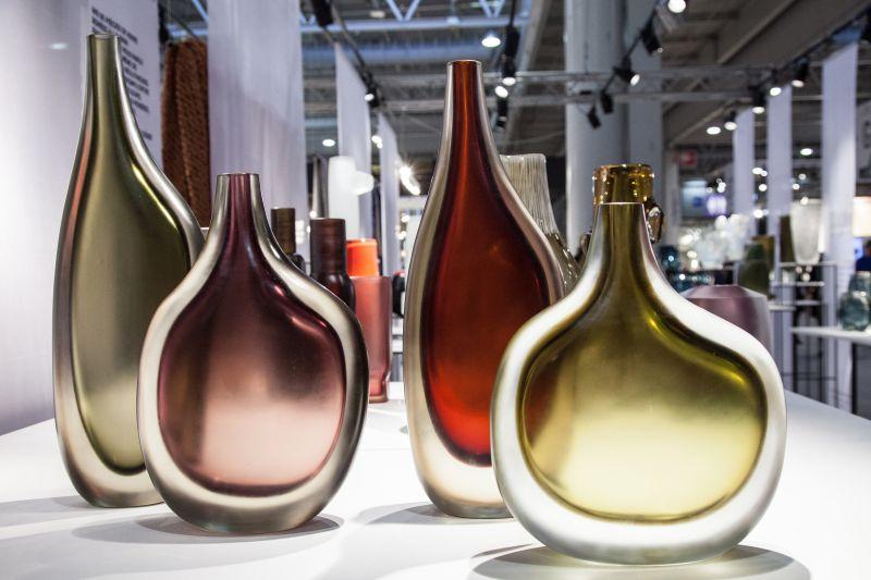 Arcade Paris Glass Vases