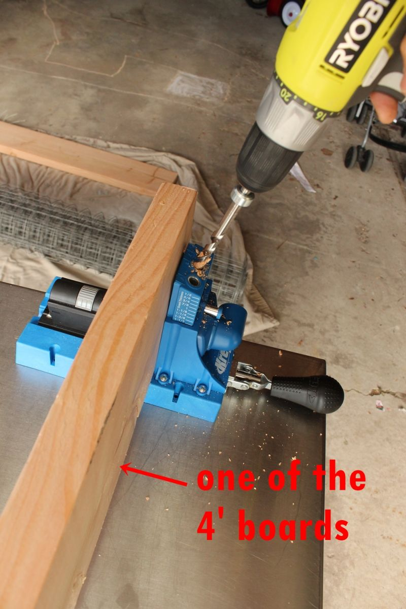DIY Industrial Bench - Using your Kreg jig