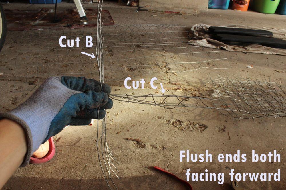 DIY Industrial Bench-align