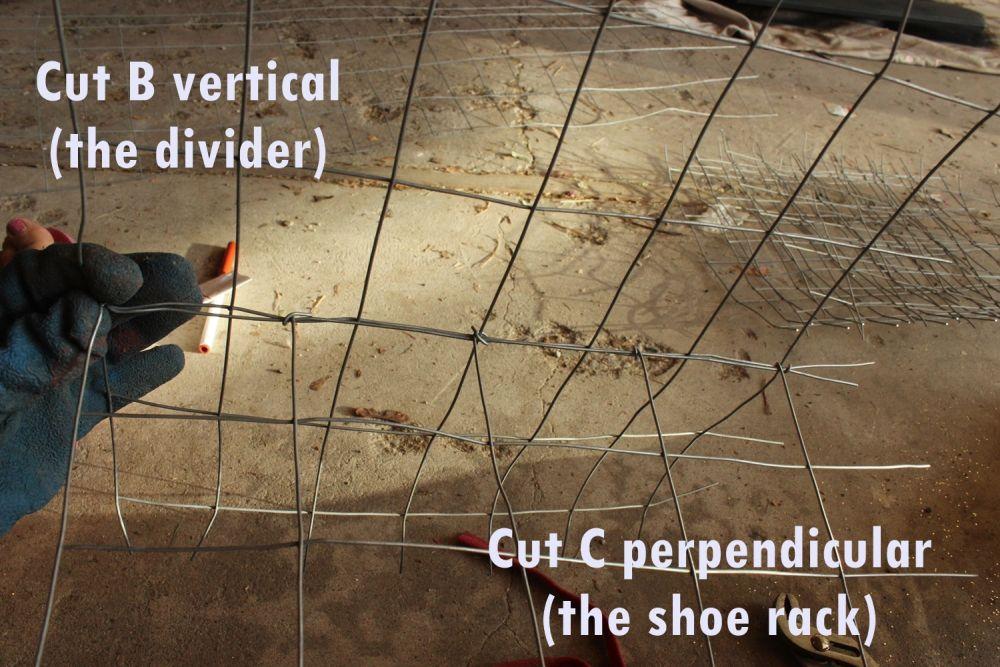 DIY Industrial Bench-nor perpendicular