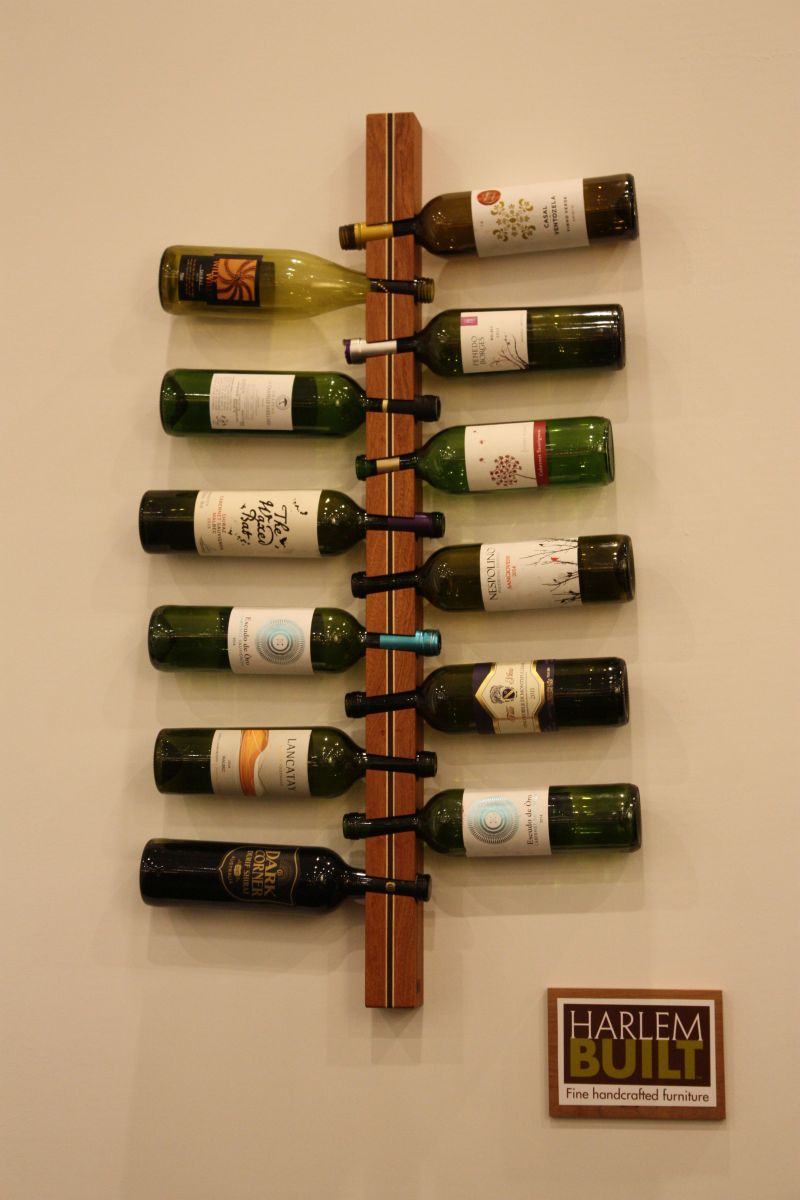 wine rack designs that impress with