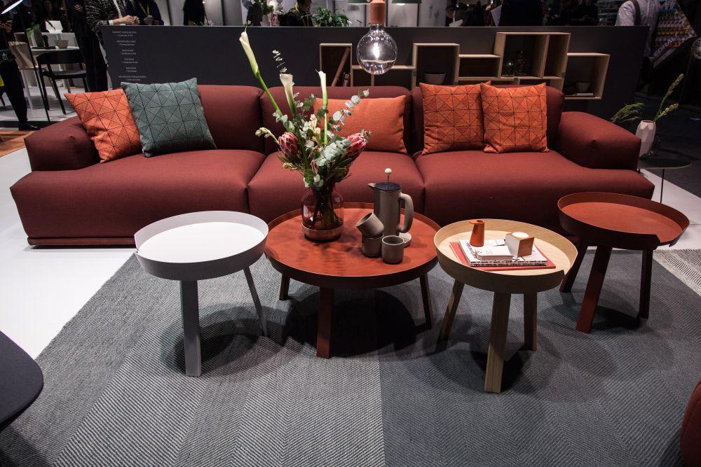 Connect scandinavian look sofa design