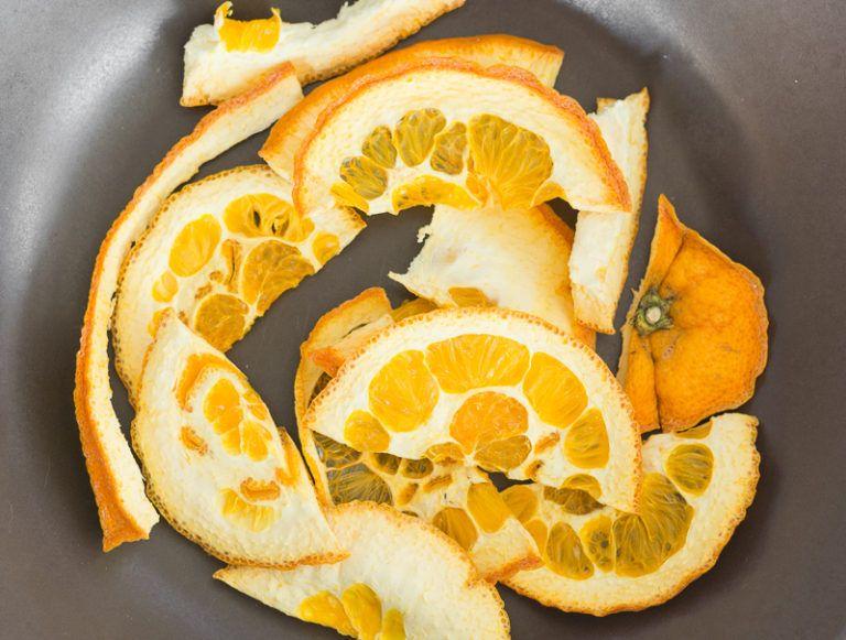 DIY Simple Fall Stovetop Potporri - compile your ingredients