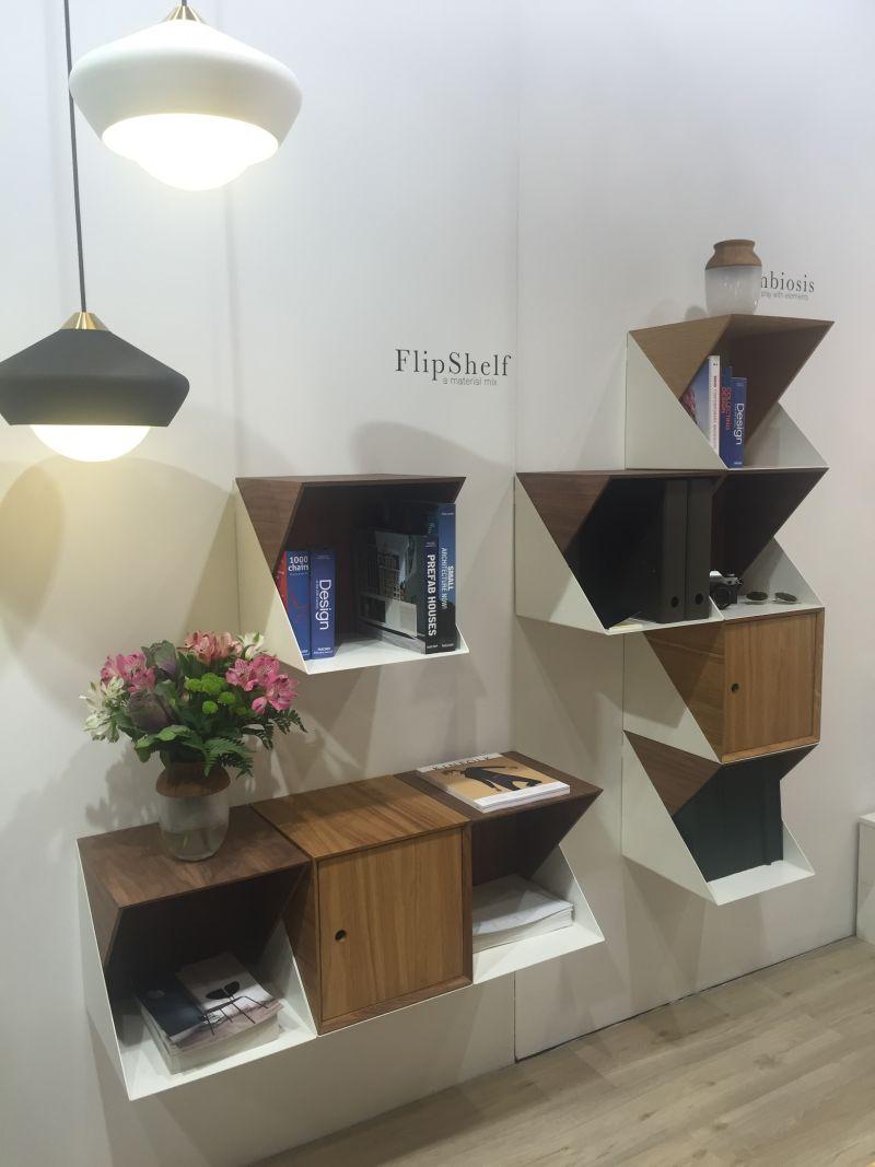 FlipShelf- Nordic Design