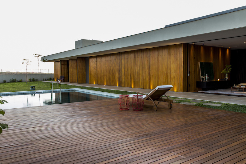 MCNY House poolside deck