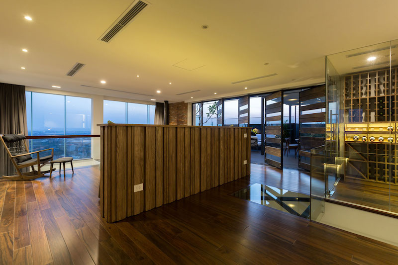 Penthouse Ecopark offer floor