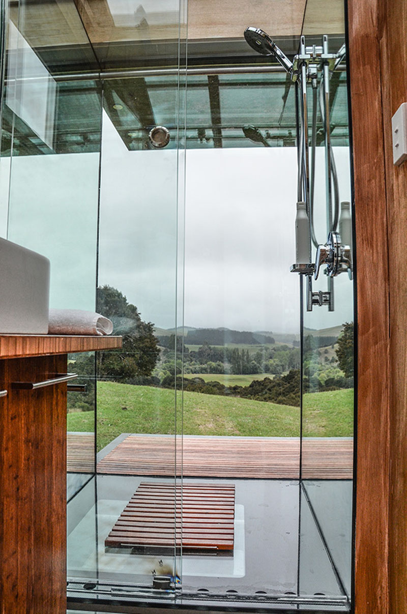 PurePods New Zealand - Shower