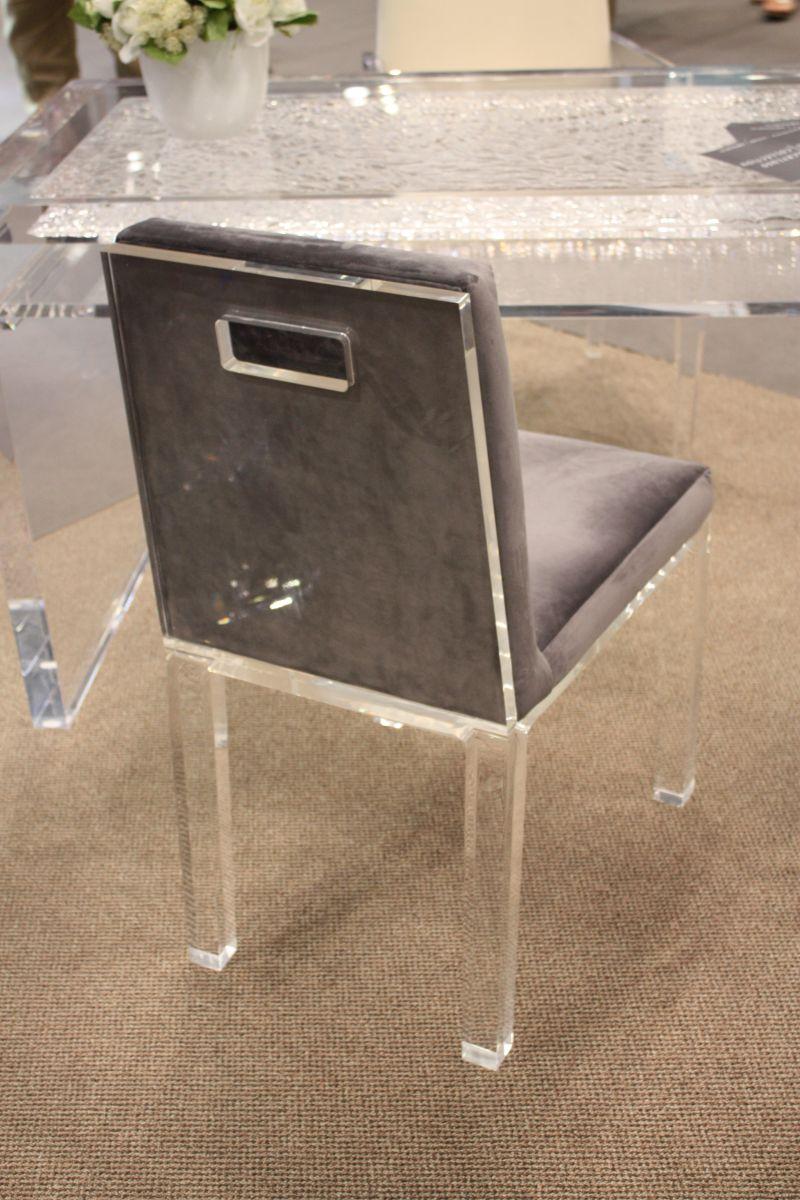Wellington acrylic chair
