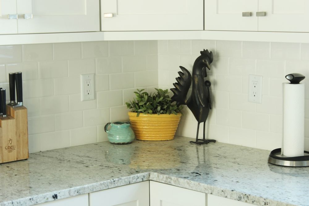How to Decorate a Kitchen…Without Losing Countertop Space on How To Decorate A Kitchen Counter  id=42757