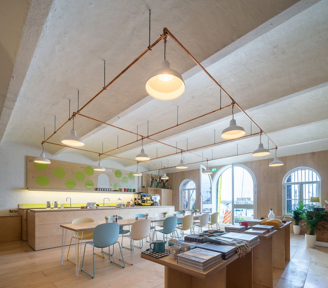Archive by Haptic Architects Kitchen