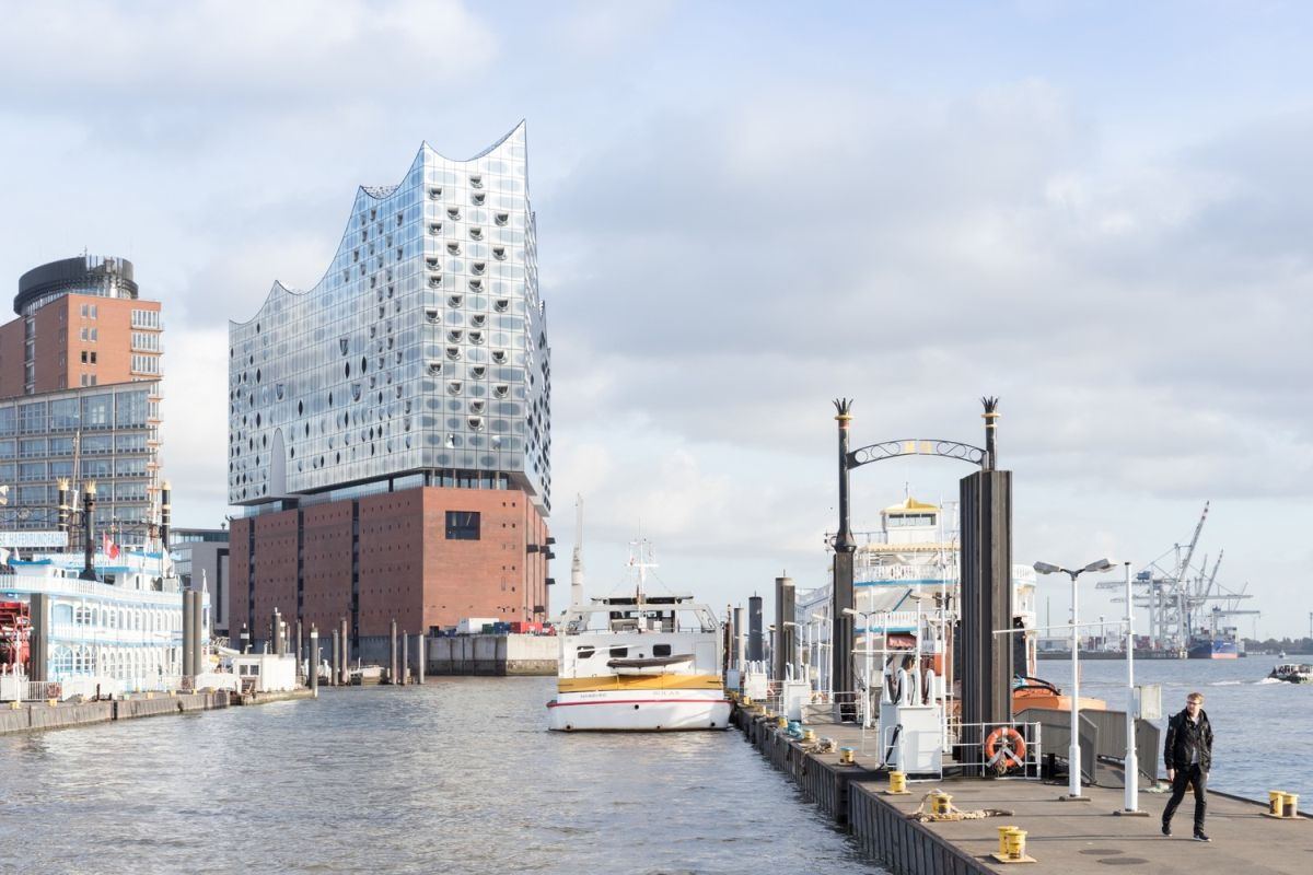 Building Herzog & de Meuron's Elbphilharmonie in Hamburg