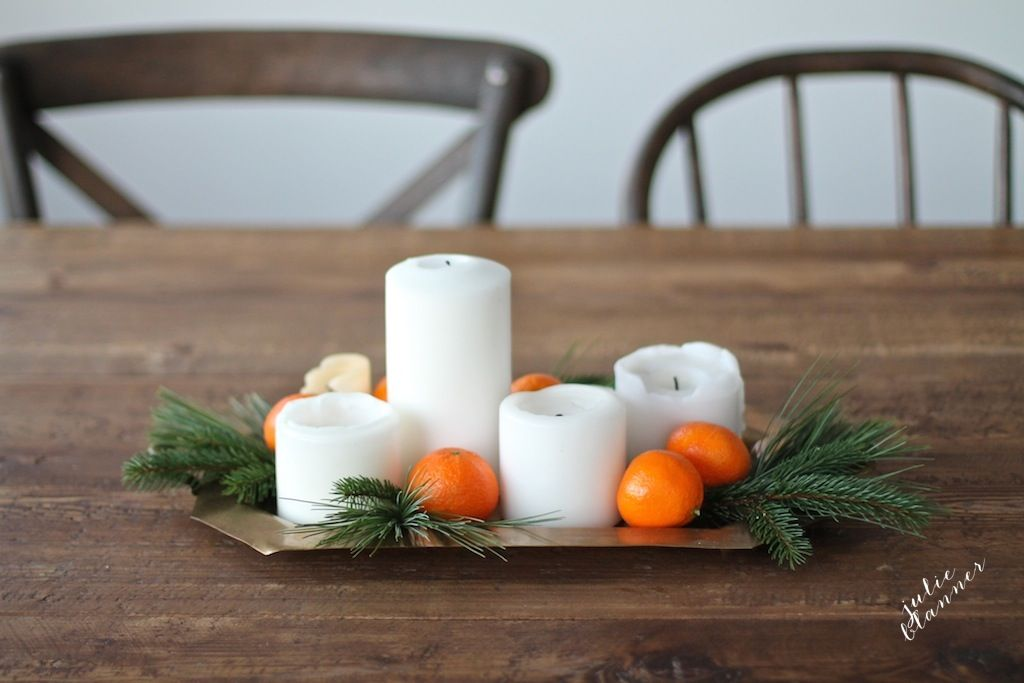 DIY Christmas Centerpiece recipe