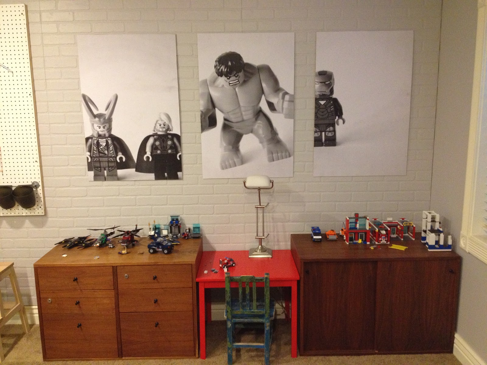DIY favorite toy posters