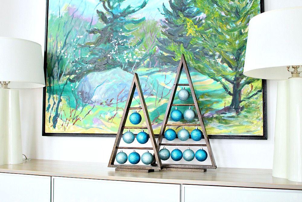 Frame triangle trees