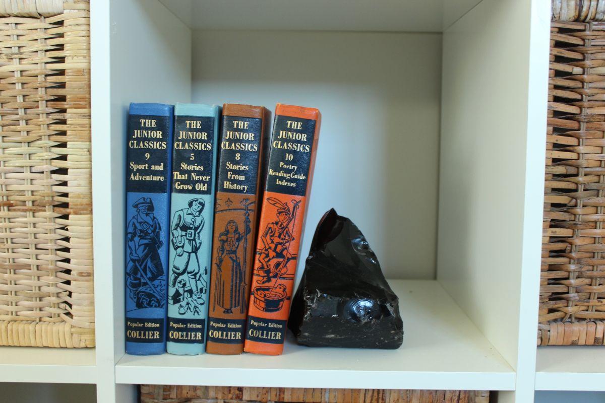 Guest Bedroom Kids Books