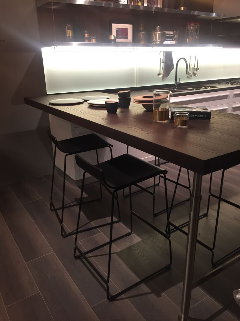 How To Make The Most Of A Bar Height Table on Modern:0Bjn4Cem9Be= Kitchen Counter  id=80833