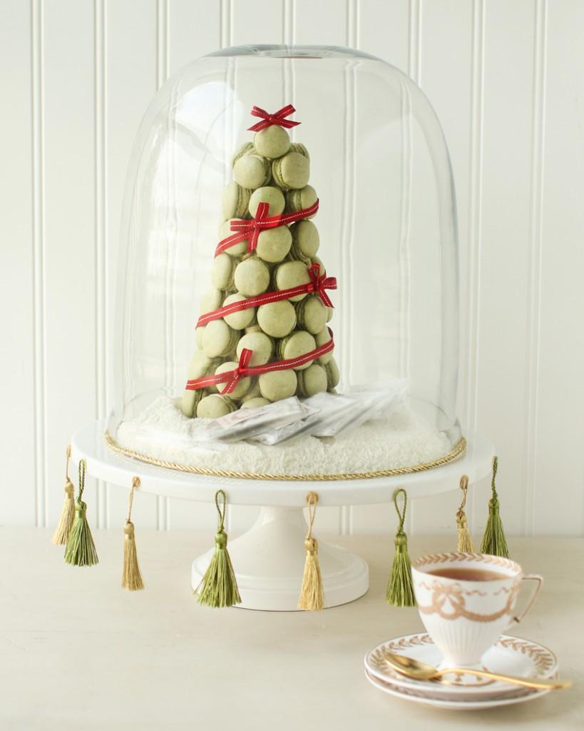 Macarons Tree for Christmas