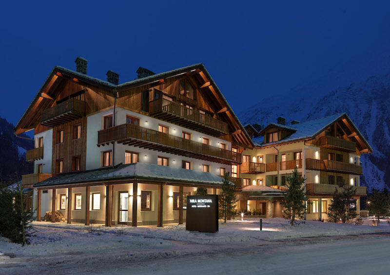 Nira Montana hotel exterior design
