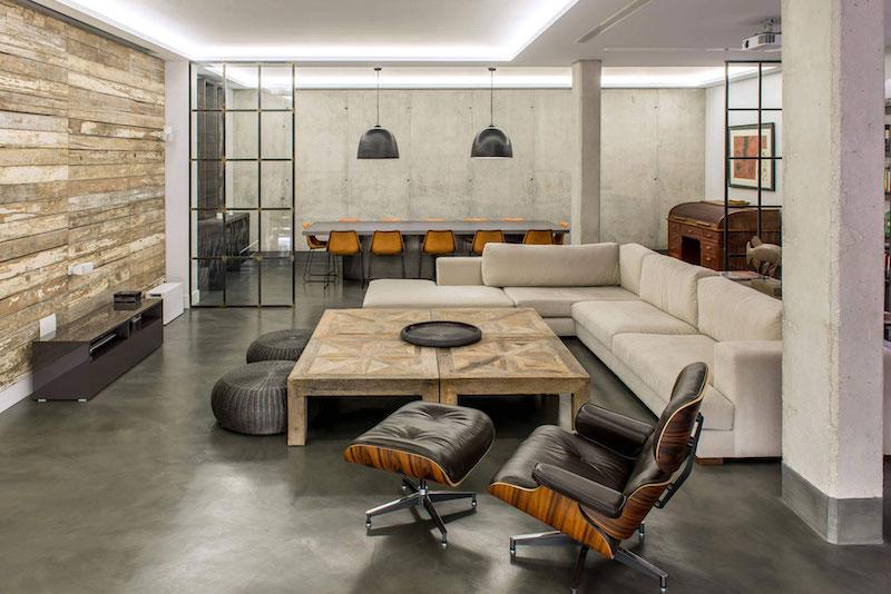 Residencial III house modular coffee table