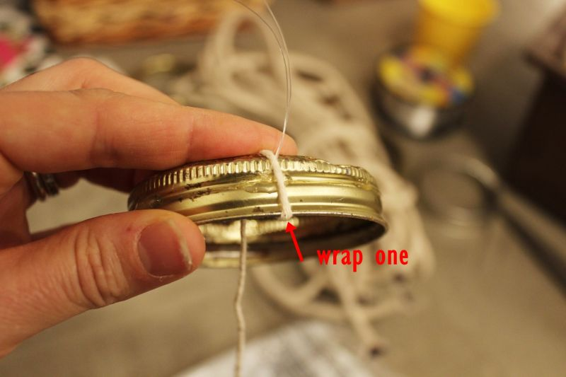 Wrap your string