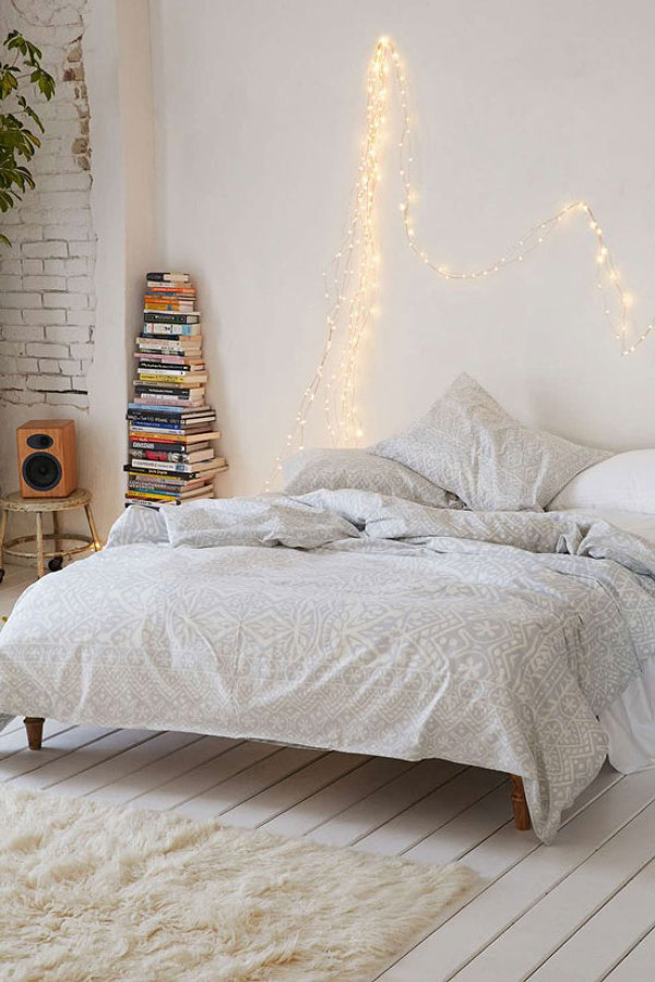20 Tips to Turn Your Bedroom Into a Bohemian Paradise on Boho Bedroom  id=91177