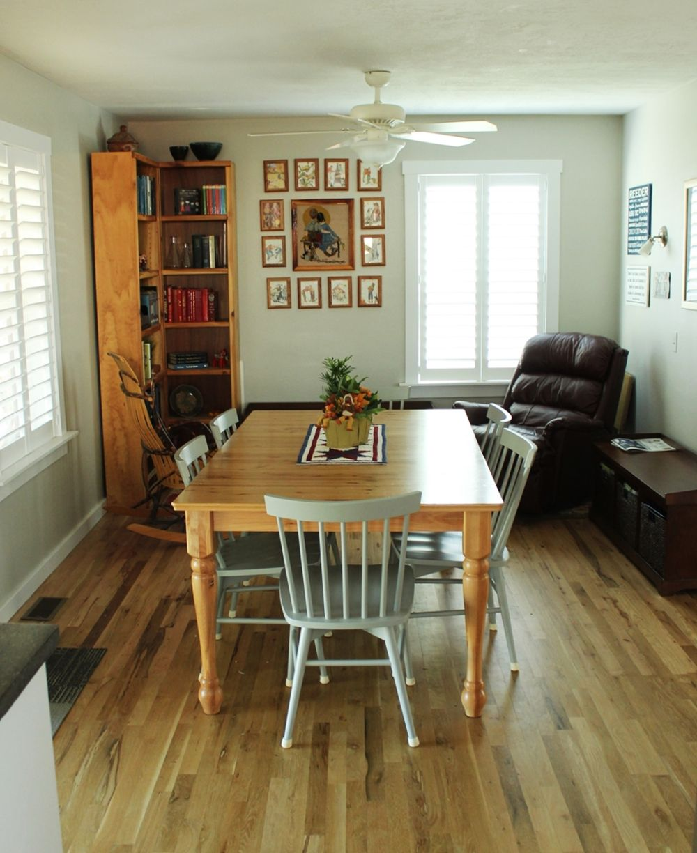How to Decorate a Dining Room to be Better than Comfort Food on How To Decorate Your Room  id=90074